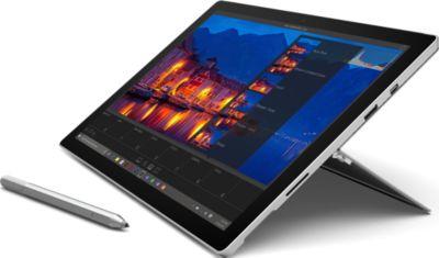 microsoft surface pro 4 256go intel i7 16go reconditionn tr s bon tat tablette windows. Black Bedroom Furniture Sets. Home Design Ideas