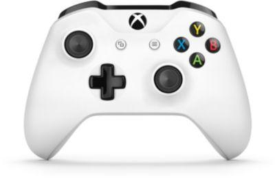 Manette Microsoft Manette sans fil Xbox One Blanche