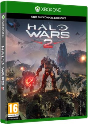 Jeu Xbox one microsoft halo wars 2