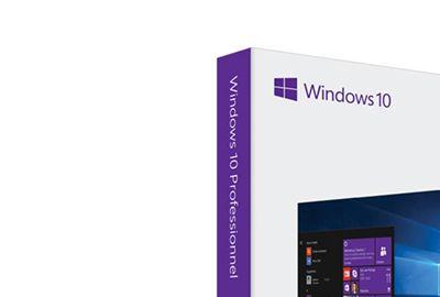 Logiciel MICROSOFT Windows 10 Pro