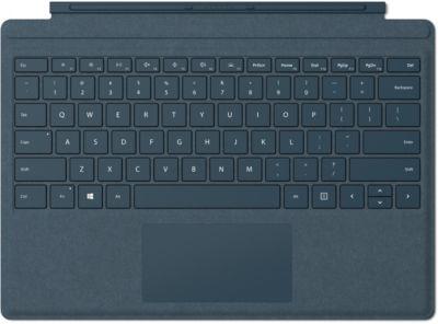 Clavier Tablette microsoft type cover surface pro - bleu cobalt