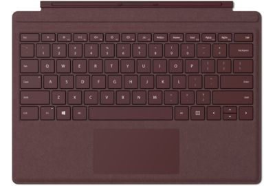 Clavier MICROSOFT Type Cover Signature - Bordeaux