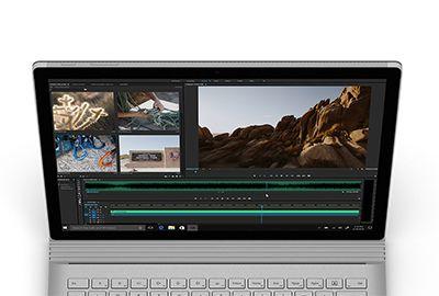 Tablette MICROSOFT Surface Book 2 i7 8Go 256Go
