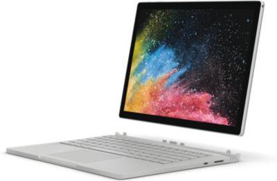 PC Hybride Microsoft Surface Book 2 i7 16Go 512Go