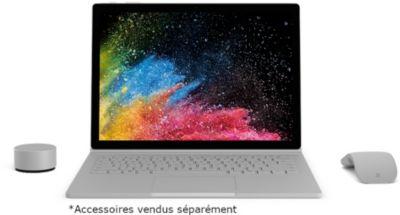 Ordinateur portable Microsoft Surface Book 2 13.5''- i5 8Go 128Go