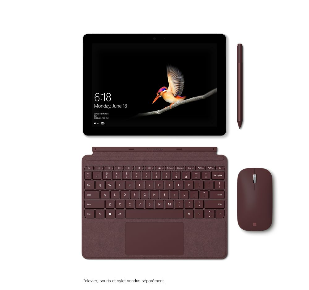 Surface Go tablette