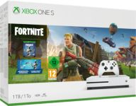 Console MICROSOFT Xbox One S 1To Fortnit