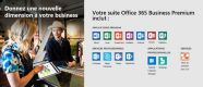 Logiciel PC  MICROSOFT Office 365 Business Premium