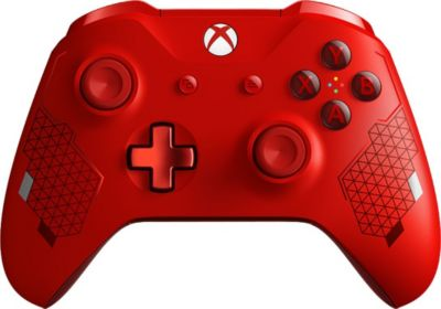 Accessoire Microsoft manette sans fil xbox one sport red