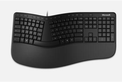 Clavier MICROSOFT  Ergonomic Keyboard No