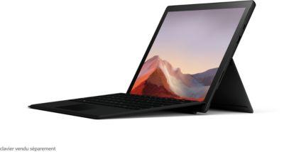 PC Hybride Microsoft Surface Pro 7 i7 16 512 Noir
