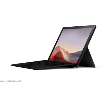 Portable MICROSOFT Surface Pro 7 i7 16 512 Noir