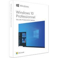 Logiciel de bureautique MICROSOFT Windows 10 Pro 2019