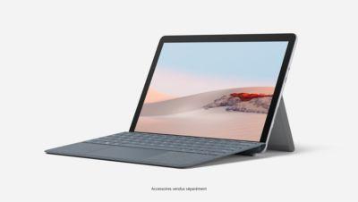 Microsoft Surface Go SURFACE GO 2 10 5 128 Go Silver