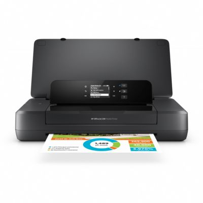 Imprimante jet d'encre HP Office Jet 200
