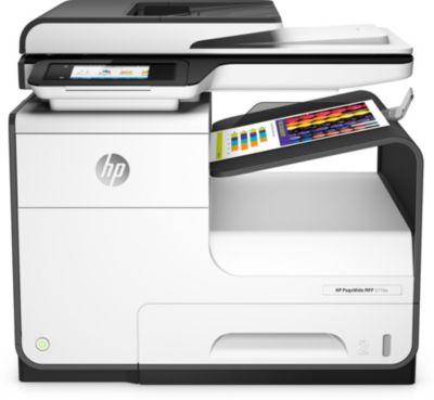 Imprimante jet d'encre HP PageWide 377DW + Cartouche d'encre HP N°913A noire