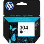 Cartouche HP N°304 noire