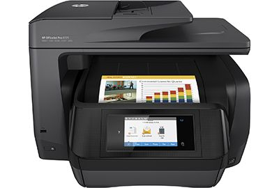 Multi Jet d'enc HP Office Jet Pro 8725