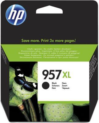 Cartouche d'encre HP N°957 XXL noire