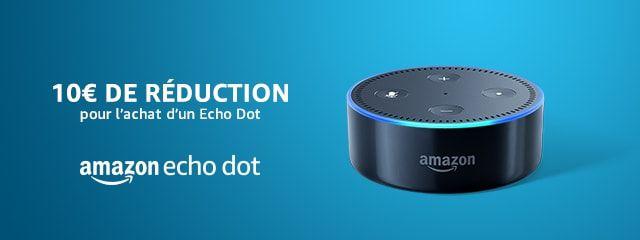 offre Echo Dot