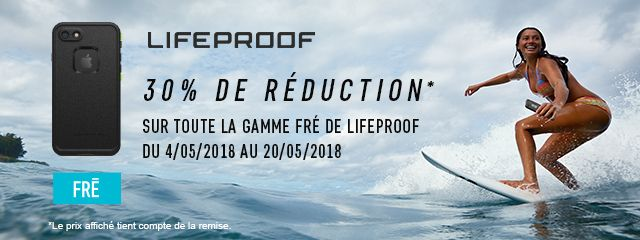 OFFRE LIFEPROOF