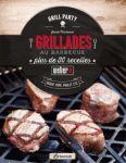 Livre WEBER recettes Grillades au Barbec