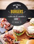 Livre WEBER Burgers au Barbecue