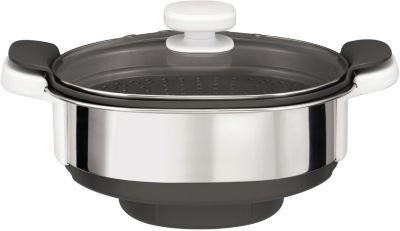 Accessoire robot de cuisine moulinex panier vapeur - Robot cuisine boulanger ...