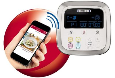 moulinex connect i companion hf900110 robot multifonction boulanger. Black Bedroom Furniture Sets. Home Design Ideas