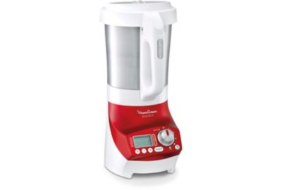 Blender MOULINEX Soup-Co 2L rouge + pani