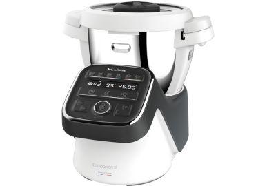 Robot MOULINEX COMPANION XL HF80C NOIR