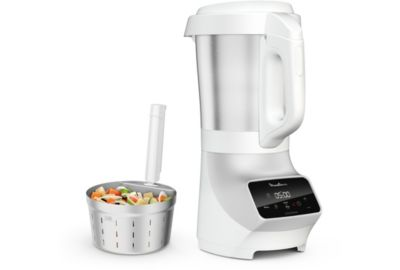Blender MOULINEX SOUP & PLUS LM926B00 BLANC 2L