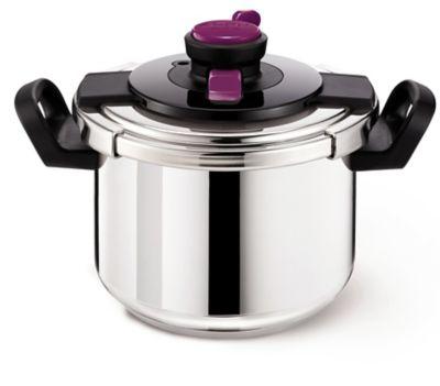 seb clipso one violette 8l p4311402 autocuiseur cocotte minute tm boulanger. Black Bedroom Furniture Sets. Home Design Ideas