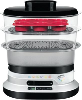 seb steam 39 n light vc303800 cuiseur vapeur boulanger. Black Bedroom Furniture Sets. Home Design Ideas