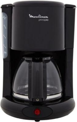 Cafetière filtre Moulinex FG260811 Principio noir