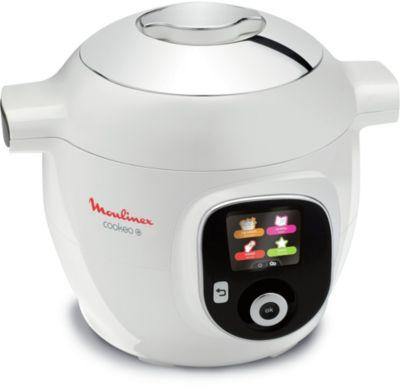 Cookéo Moulinex cookeo + blanc 150 recettes ce851100