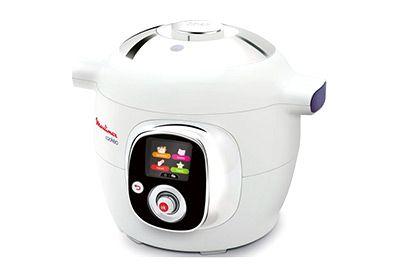 Cuiseur moulinex cookeo blanc 150 recettes ce851100 - Cuiseur de riz moulinex ...