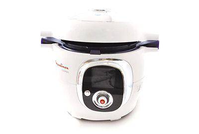 cuiseur moulinex cookeo blanc 150 recettes ce851100. Black Bedroom Furniture Sets. Home Design Ideas