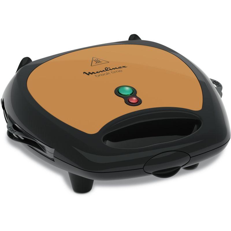 Gaufrier MOULINEX Croque/gaufres/pancakes SJ616A12