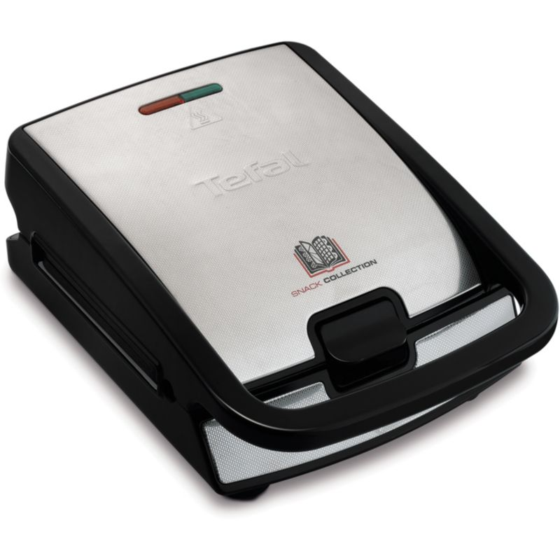 Gaufrier TEFAL Snack Collection Inox Gaufre