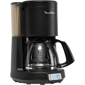 Cafetière programmable MOULINEX FG273N10 Filtre noir mate