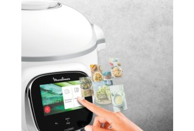 Cuiseur MOULINEX Cookeo TOUCH CE901100