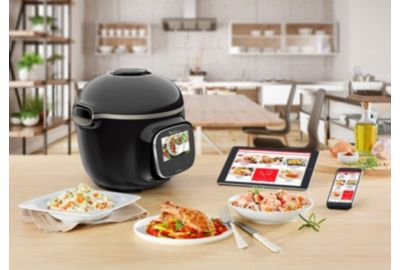 Cuiseur MOULINEX Cookeo TOUCH WIFI CE902800
