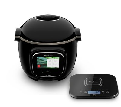 Cookeo Moulinex Cookeo Touch Wifi Grameez CE916800