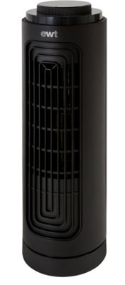 Ventilateur EWT AIRFANB BLACK compact