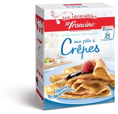 Francine preparation pour crepes machine pain boulanger - Machine a pain boulanger ...