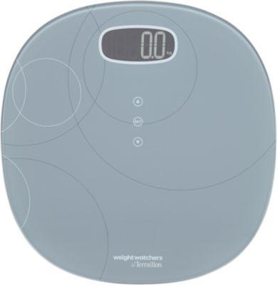Pèse personne Terraillon Easy Follow Weight Watchers