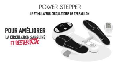 appareil pour circulation jambes