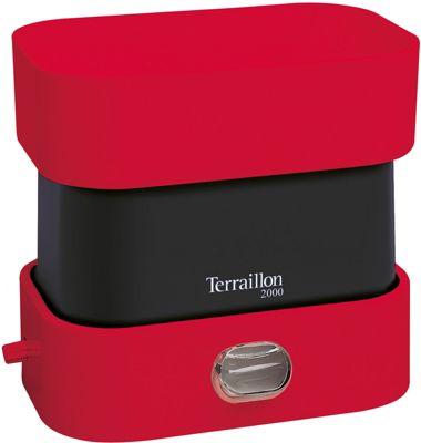 Balance de cuisine terraillon ba2000 vintage rouge