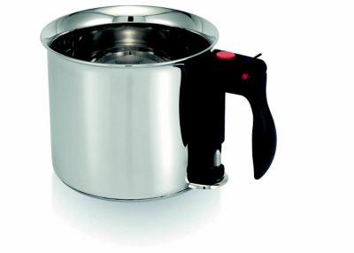 beka saucier bain marie diam 16 cm induction casserole. Black Bedroom Furniture Sets. Home Design Ideas